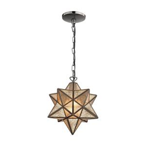 Moravian - One Light Mini Pendant