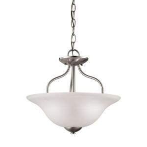 Conway - Two Light Semi-Flush Mount