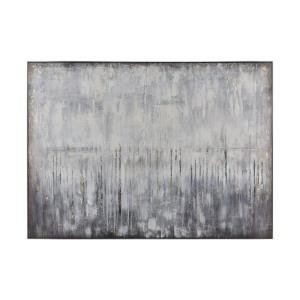 Artificial - 71.85 Inch Abstract Wall Decor
