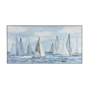 Rappahannock River - 56 Inch Wall Art