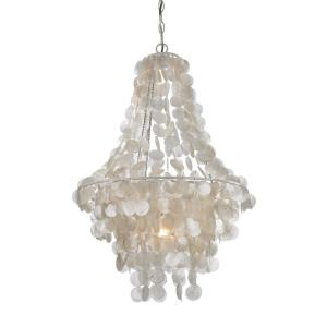 Mother Of Pearl - One Light Pendant