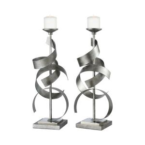 Gust - 22 Inch Candle Holder (Set of 2)