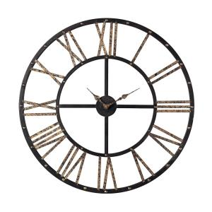"28"" Roman Numeral Outdoor Wall Clock"