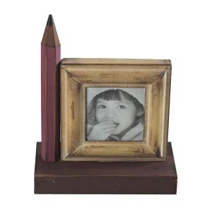 """Pencil - 10"""" Small Picture Frame"""