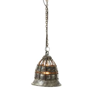 Fortress - 8 Inch One Light Pendant