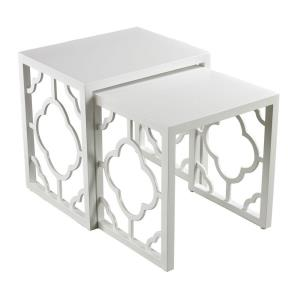 "Marrakech - 21"" Nesting Table (Set of 2)"