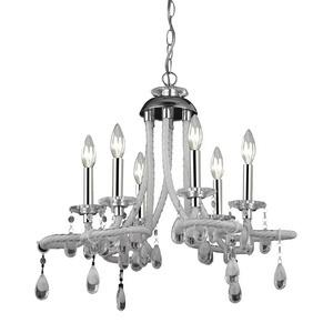 Barley - Six Light Mini Chandelier