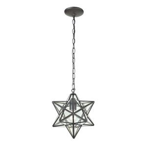 Star - One Light Pendant