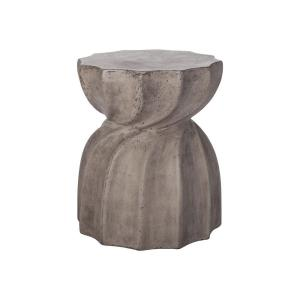 Industrial Warp - 17.7 Inch Side Table