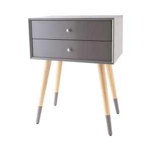 "Googie - 23.62"" Accent Table"