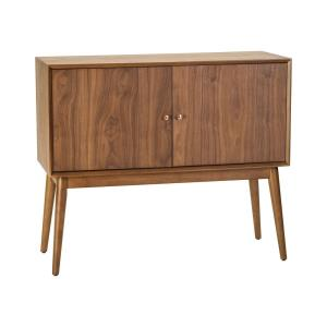Dipper - Modern/Contemporary Style w/ Mid-CenturyModern inspirations - Wood Cabinet - 30 Inches tall 35 Inches wide