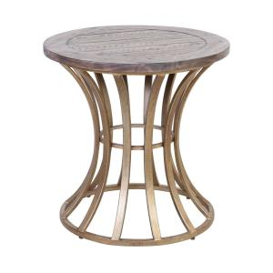 """Meditation - 24"""" Accent Table"""