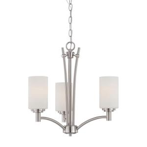 Pittman - Three Light Chandelier
