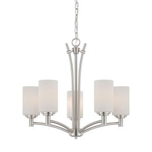Pittman - Five Light Chandelier