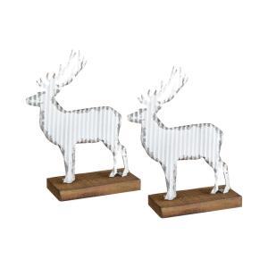 Frostmire - 10 Inch Reindeer (Set of 2)