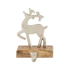Frosthill - 6 Inch Reindeer Stocking Holder