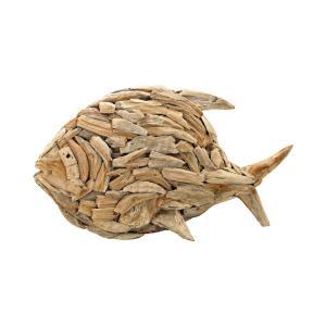 Islamorada - 31 Inch Driftwood Fish