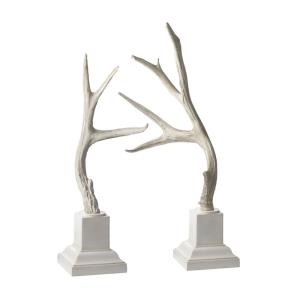 "25"" Buck Antlers (Set of 2)"