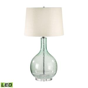 "Seed Glass - 16"" 9.5W 1 LED Table Lamp"