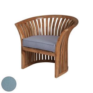 GuildMaster - 23 Inch Outdoor Barrel Chair Cushion