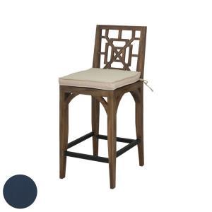 "GuildMaster - 18"" Outdoor Patio Barstool Cushion"