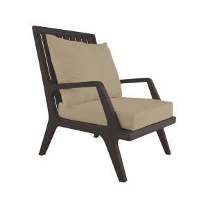 "Teak - 24"" Outdoor Cushion"