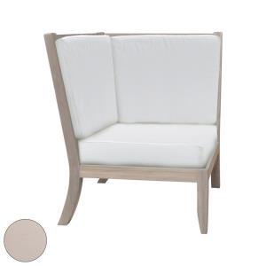 Hilton - 23 Inch Corner Outdoor Chair Cushion