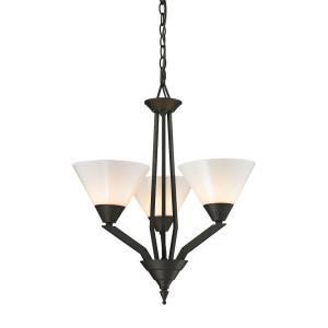 Tribecca - 3 Light Chandelier