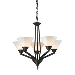 Tribecca - 5 Light Chandelier