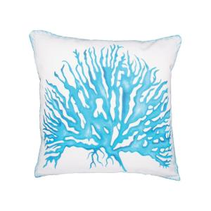 "Coral Rope - 20"" Pillow"