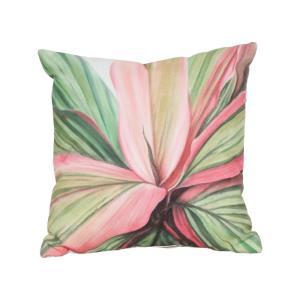 "Leaf 6 - 20"" Pillow"