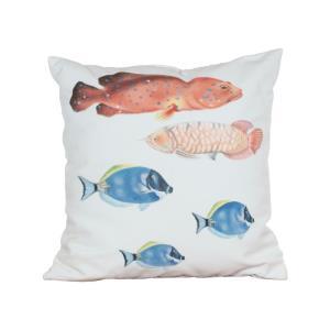 """Fish 2 - 20"""" Pillow"""