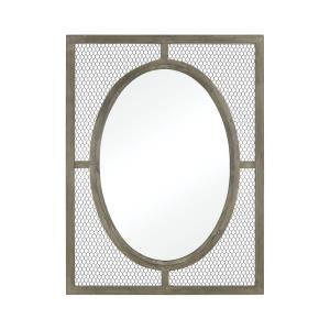Renaissance Invention - 42 Inch Small Wall MIrror