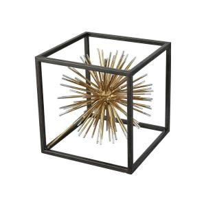 Gleam In The Cube - 6 Inch Small Decorative Accessory