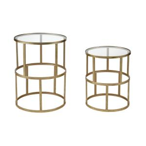 "Landro - 24"" Accent Table (Set of 2)"