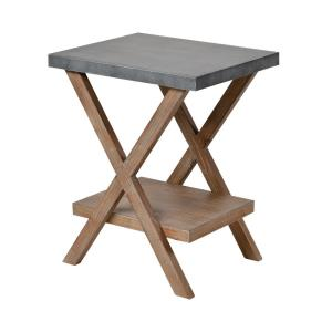 Winterfell - 18.89 Inch Accent Table
