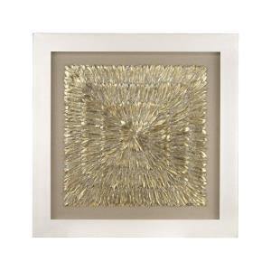 Avery - 55 Inch Feather Spaturral Wall Art