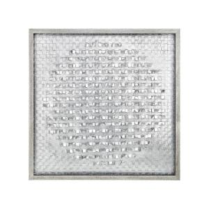 Leroux - Transitional Style w/ Luxe/Glam inspirations - Shadow Box - 35 Inches tall 35 Inches wide