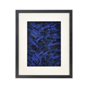 Neon Feather - 23.62 Inch Wall Decor