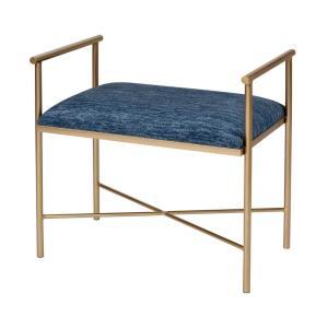 Blue Grand - 25.2 Inch Bench