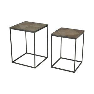"Circa - 22"" Accent Table (Set of 2)"