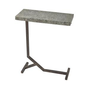 Mettle - 18.7 Inch Accent Table