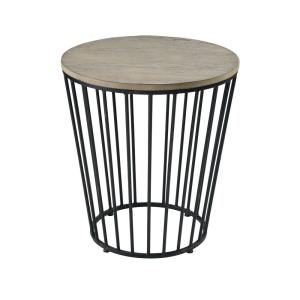 Oil Creek - 22 Inch Accent Table