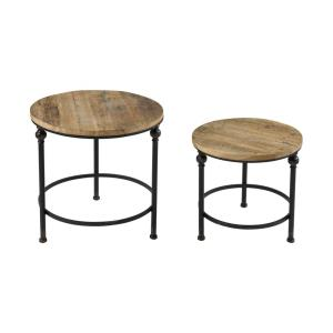 "Second Fiddle - 22"" Stacking Tables (Set of 2)"