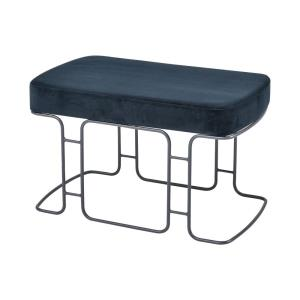 Interlinked - 27.56 Inch Double Bench