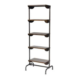 """Industry City - 62.4"""" Bookcase"""