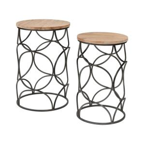 Billings - 24 Inch Accent Table (Set of 2)