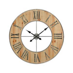 Foxhollow - 35.43 Inch Wall Clock