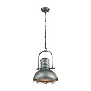 Retro Grade - One Light Pendant