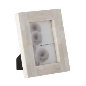 "Bone Block - 8"" Picture Frame"